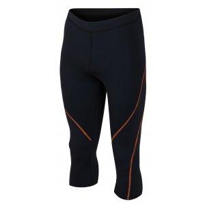 Pánské 3 4 kalhoty HANNAH ROBIN ANTHRACITE ORANGE 515d7a4f50a