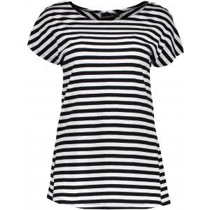 7c0bb982251 Dámské triko s krátkým rukávem ALPINE PRO SIA LTSN144 ČERNÁ