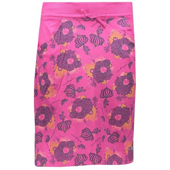 Dámská sukně ALPINE PRO JOIRA LSKN155 RŮŽOVÁ