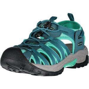99e0235e3d6 Dámské sandále ALPINE PRO LANCASTER 2 UBTN159 ZELENÁ