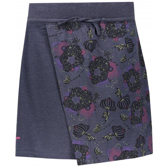 Dámská sukně ALPINE PRO CHACHA LSKN156 MODRÁ
