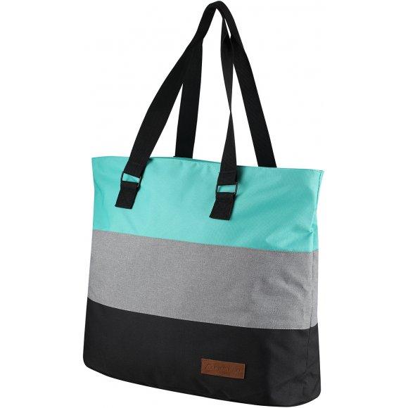 Dámská sportovní/plážová taška ALPINE PRO ROSE LBGN037 ZELENÁ