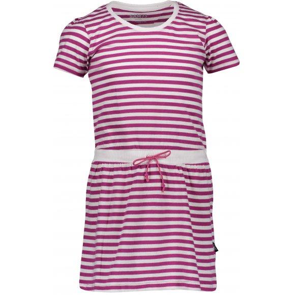 Dívčí šaty SAM 73 TAMARINO KSKN059 RŮŽOVÁ