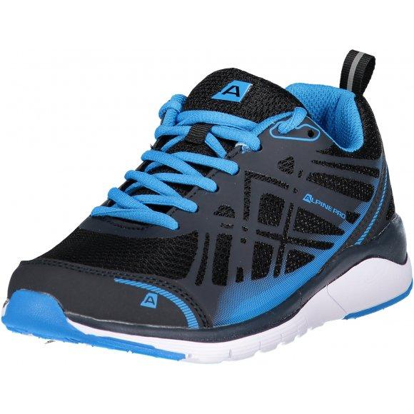 Pánské sportovní boty ALPINE PRO NYLY UBTN182 ŠEDÁ