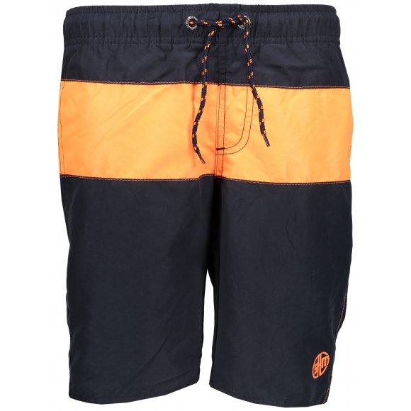 Chlapecké šortky SAM 73 BS 515 TMAVĚ MODRÁ
