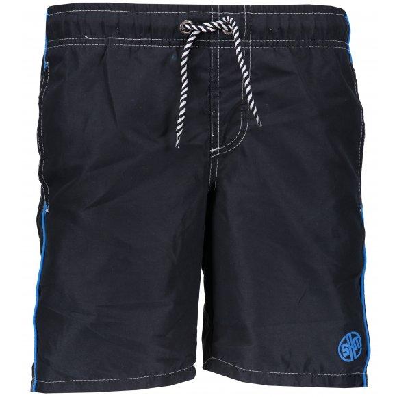 Chlapecké šortky SAM 73 BS 517 TMAVĚ MODRÁ