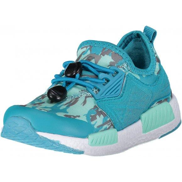 Dětské boty ALPINE PRO BALCEO KBTN188 SVĚTLE MODRÁ