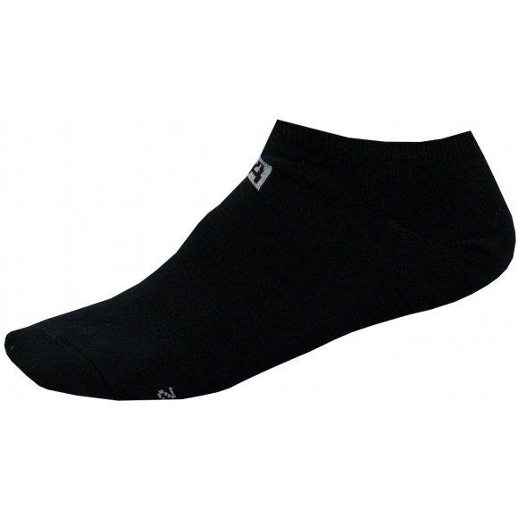 Ponožky ALPINE PRO 3UNICO USCZ006 ČERNÁ