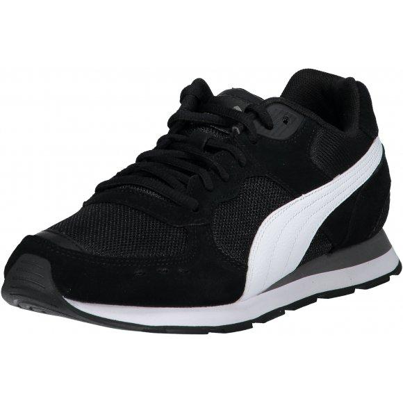 Pánské sportovní boty PUMA VISTA 36936501 BLACK/WHITE/CHARCOAL GRAY