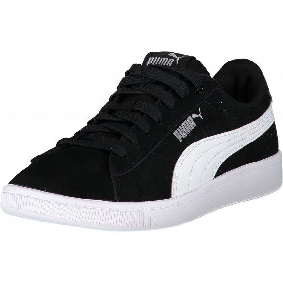 Dámské boty PUMA VIKKY V2 36972501 BLACK/WHITE/SILVER