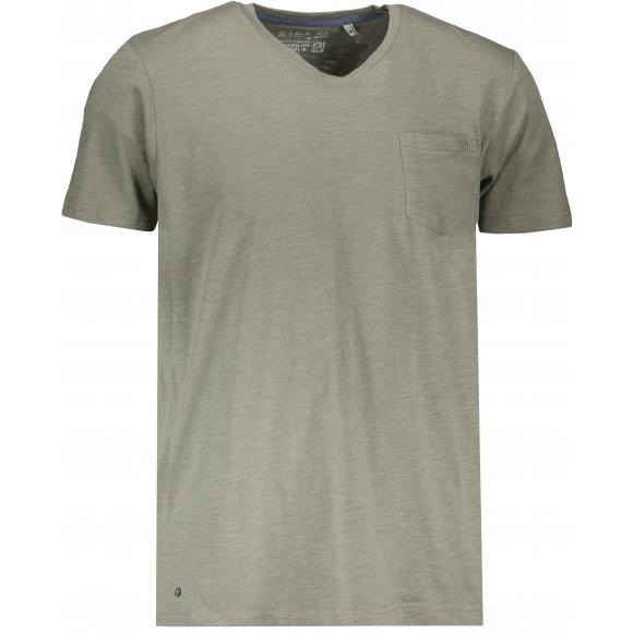 Pánské triko KILLTEC LEONO 32084-762 SVĚTLÁ OLIVA