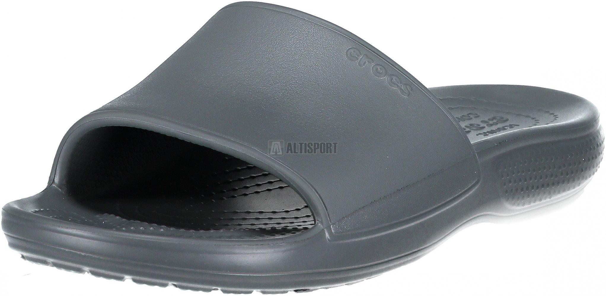 48b9ef217 Pánské pantofle CROCS CLASSIC II SLIDE 205732-0DA SLATE GREY ...