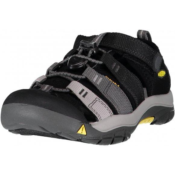 Dětské sandály KEEN NEWPORT H2 JR BLACK/MAGNET