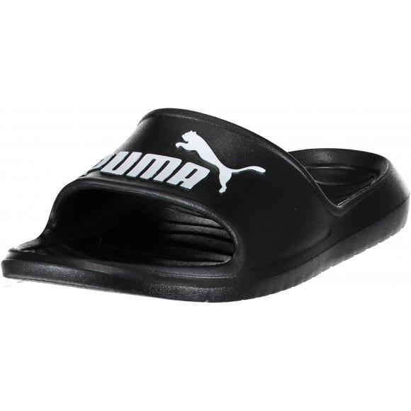 Pánské pantofle PUMA DIVECAT V2 36940001 BLACK/WHITE