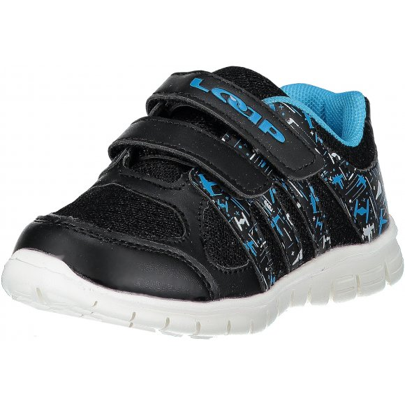 Dětské sportovní boty LOAP NERA KID KBK1502 ČERNÁ