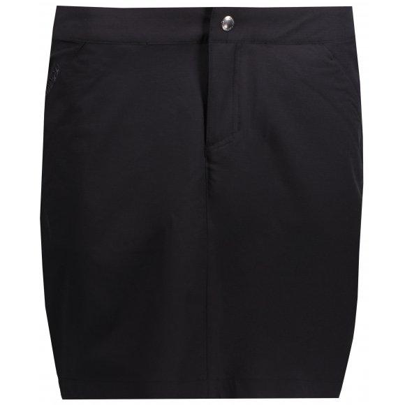 Dámská sportovní sukně HANNAH TRIS ANTHRACITE