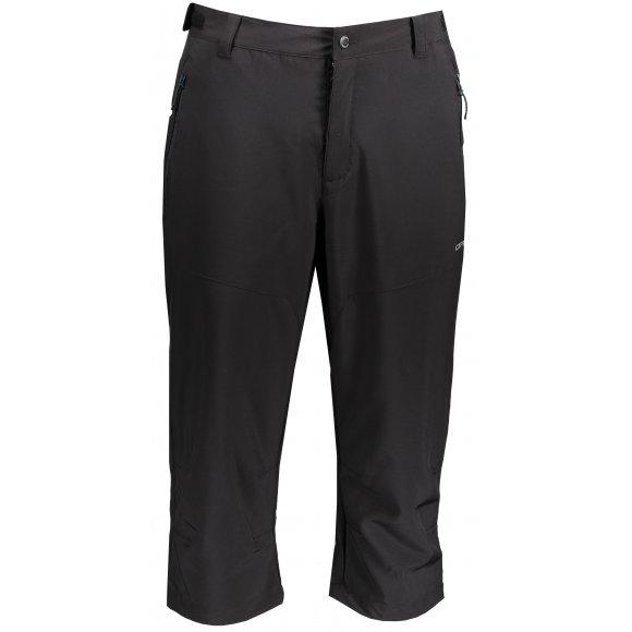 Pánské 3/4 kalhoty ICEPEAK SKATE 57114522 BLACK