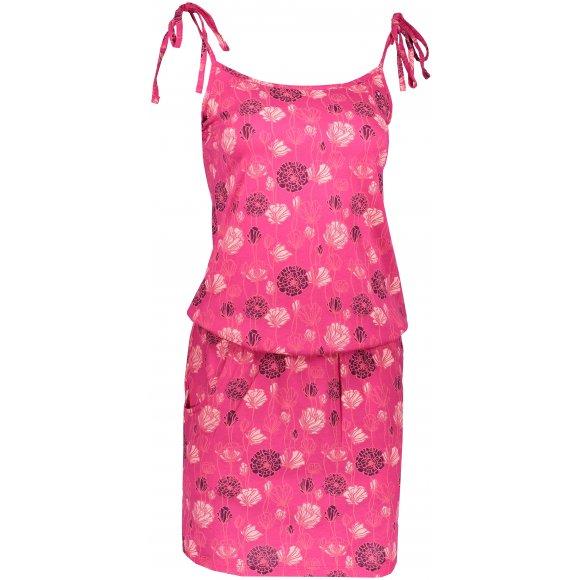 Dámské šaty LOAP BAJA CLW1937 RŮŽOVÁ