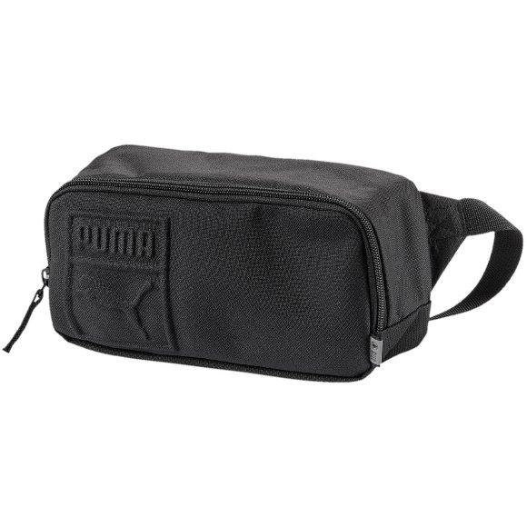 Ledvinka PUMA WAIST BAG 07564201 BLACK