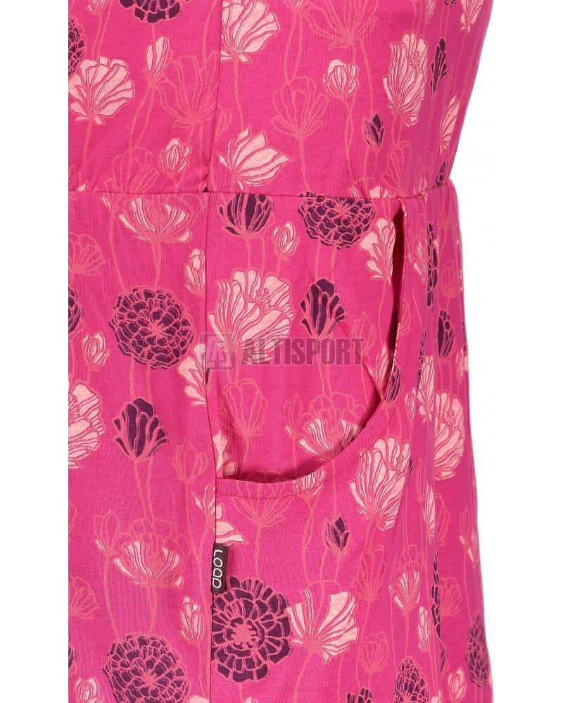 bbb99f91032f Dámské šaty LOAP BAJA CLW1937 RŮŽOVÁ velikost  L   ALTISPORT.cz
