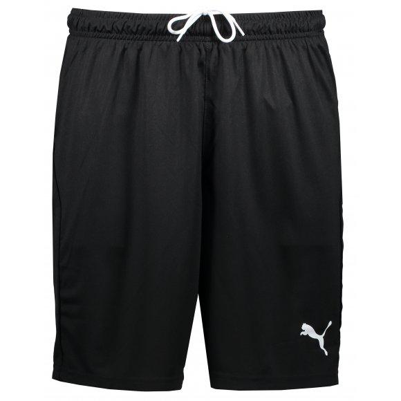 Pánské šortky PUMA LIGA SHORTS CORE 70343603 BLACK/WHITE