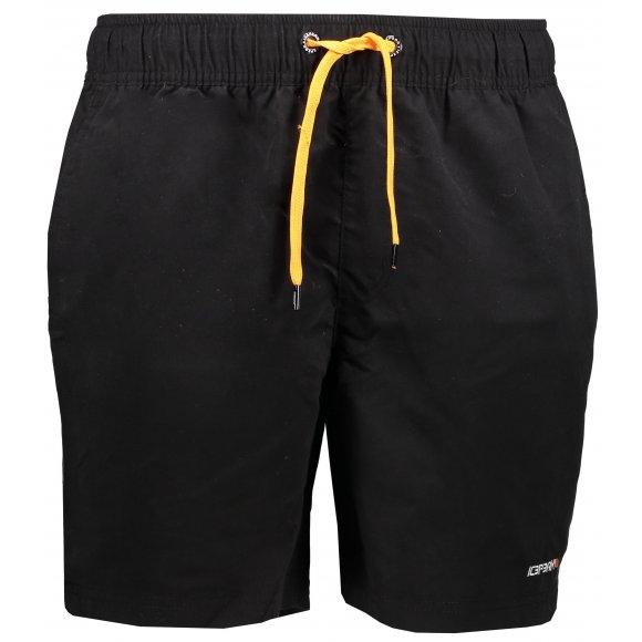 Pánské šortky ICEPEAK KADE 57518513 BLACK