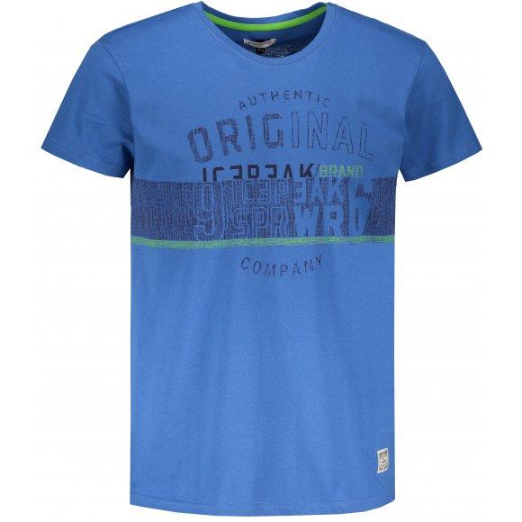 Pánské triko ICEPEAK MATT 57770514 BLUE