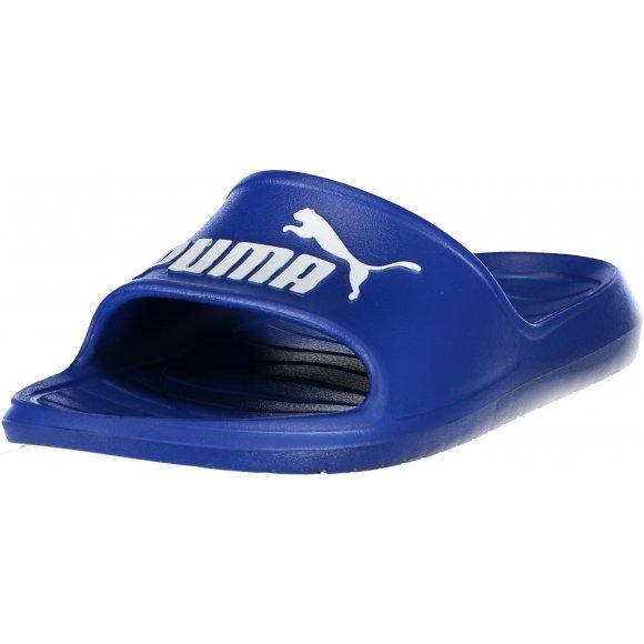 Pánské pantofle PUMA DIVECAT V2 36940003 SURF THE WEB/WHITE