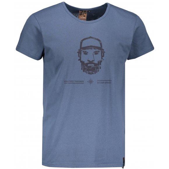 Pánské triko ICEPEAK LEIF 57735514 BLUE