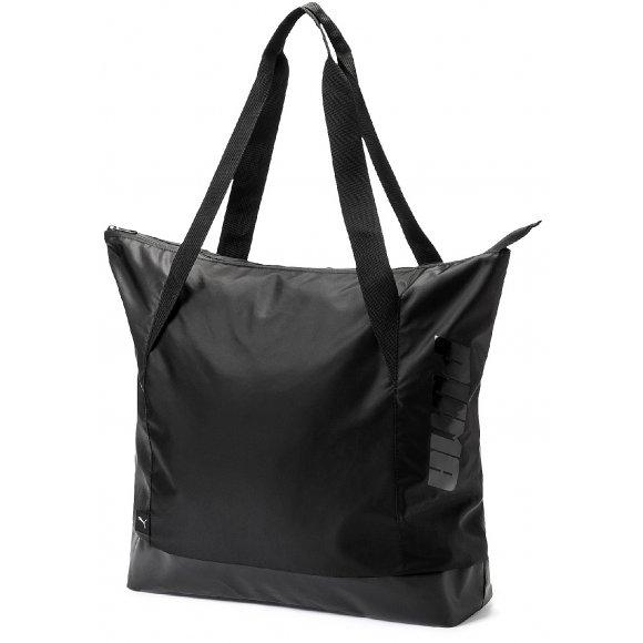 Dámská cestovní/plážová taška PUMA AT LARGE SHOPPER 07585101 BLACK