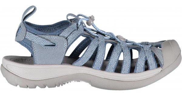 38b961e5cc92 Dámské sandály KEEN WHISPER W CITADEL BLUE MIRAGE velikost  EU 38 (UK 5)    ALTISPORT.cz