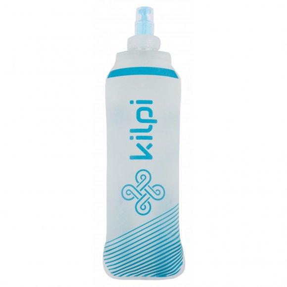 Silikonová láhev KILPI HYDRO-U 500ml KU0108KI BÍLÁ