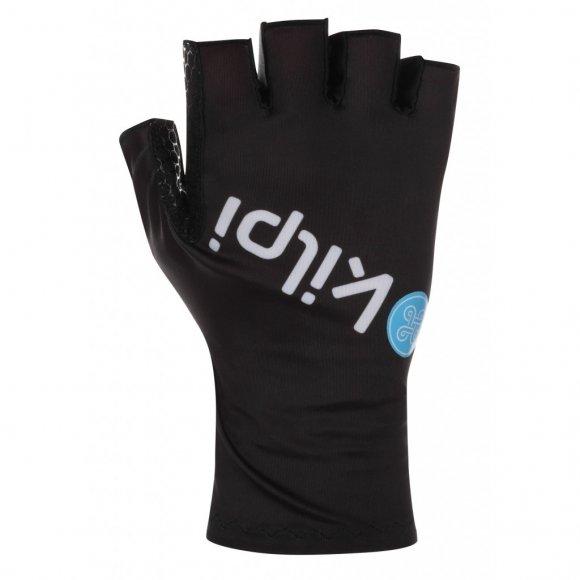 Cyklistické rukavice KILPI TIMIS-U KU0045KI ČERNÁ