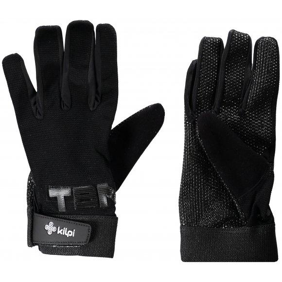 Sportovní rukavice KILPI MEXY-U KU0326KI ČERNÁ