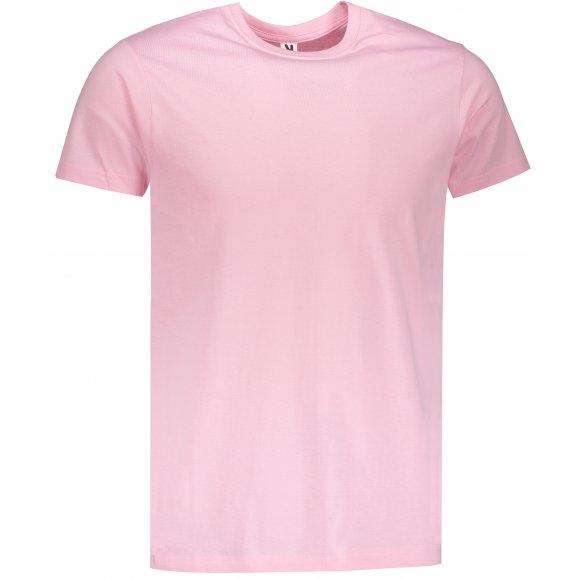 Pánské triko OMBRE AS970 PINK