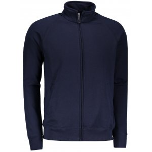 Pánská mikina FRUIT OF THE LOOM LIGHTWEIGHT SWEAT JACKET DEEP NAVY