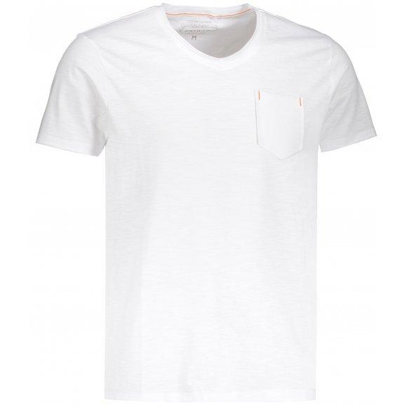 Pánské triko OMBRE AS1100 WHITE