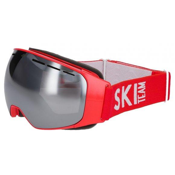 Lyžařské brýle 4F Z19-GGD252 RED