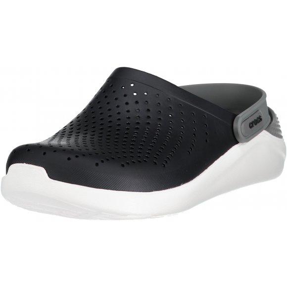 Dámské pantofle CROCS LITERIDE CLOG 204592-05M BLACK/SMOKE