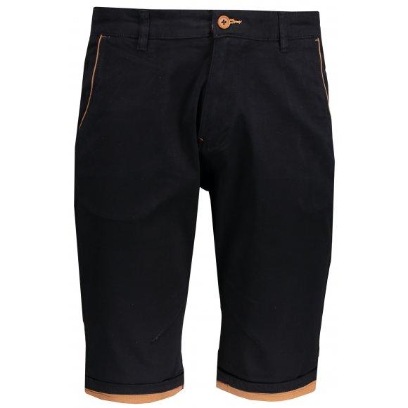 Pánské šortky OMBRE AW150 BLACK