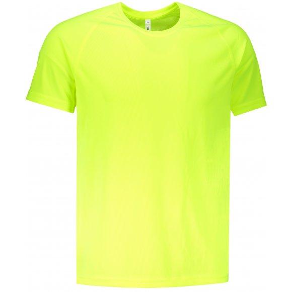 Pánské funkční triko PROACT FLUORESCENT YELLOW