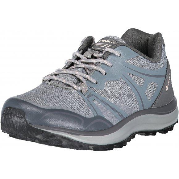 Dámské boty ALPINE PRO SVATA LBTP225 SVĚTLE ŠEDÁ