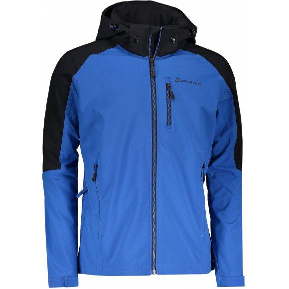 Pánská softshellová bunda ALPINE PRO NOOTK 5 MJCP357 MODRÁ