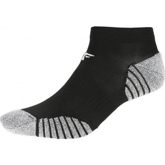 Ponožky 4F Z19-SOD204 DEEP BLACK