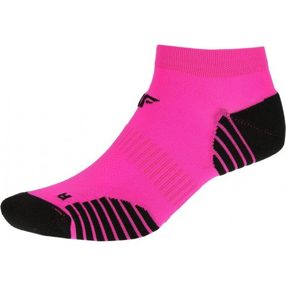 Ponožky 4F Z19-SOD204 HOT PINK