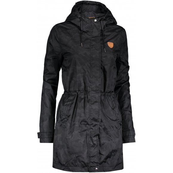 Dámský kabát SAM 73 WB 699 ČERNÁ