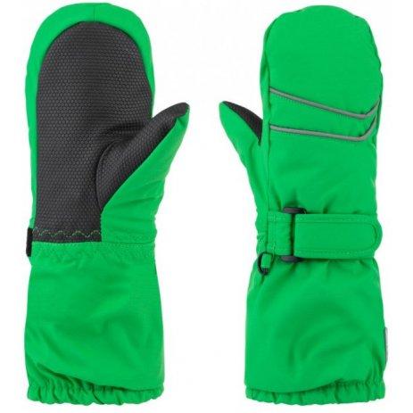 Dětské zimní rukavice LOAP RUBYK GKK1903 ZELENÁ