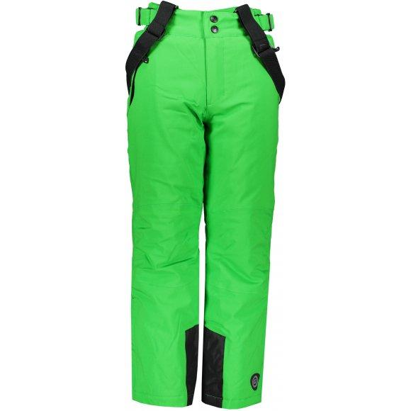 Dětské lyžařské kalhoty KILLTEC GAUROR JR 31939 ZELENÁ