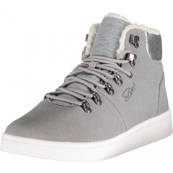 Dámské boty SAM 73 LBTP227 SVĚTLE ŠEDÁ