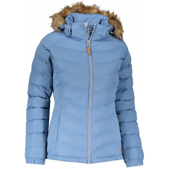 Dámská zimní bunda TRESPASS NADINA FAJKCAN20002 DENIM BLUE